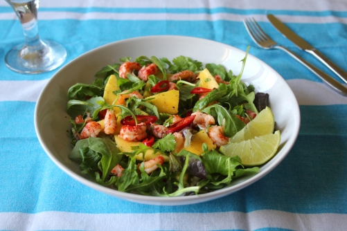 Crayfish Salad (2)