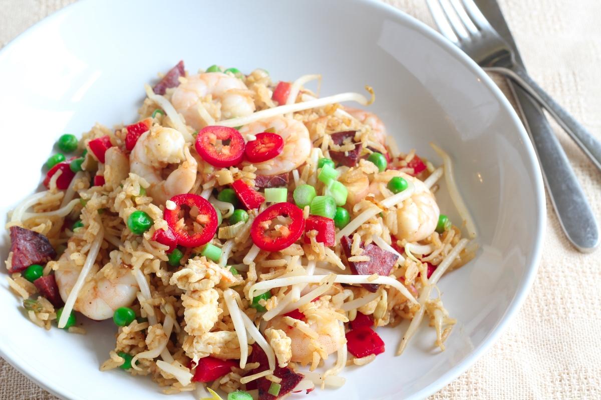 Bbc Good Food Prawns Rice
